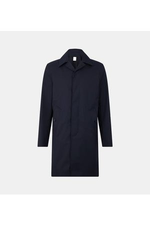 Sandro Trench homme droit mi long