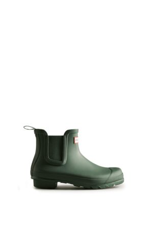 Hunter Boots Femme Bottines - Bottines Chelsea Original Pour Femme