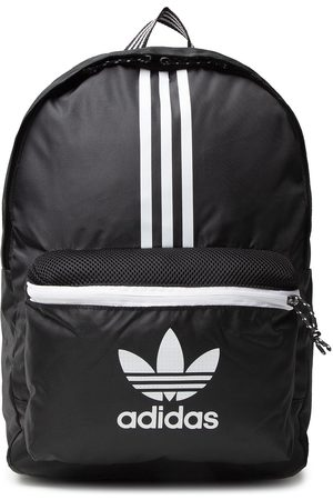 adidas Plecak - Ac Backpack H35532 Black/White