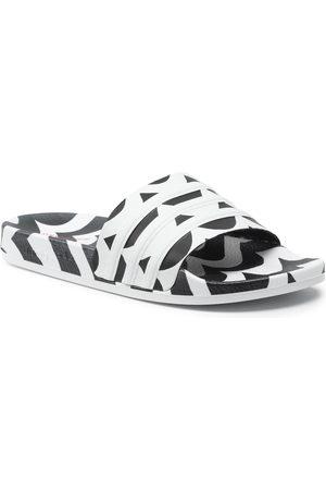 adidas Mules / sandales de bain - adilette W GW7536 Cblack/Ftwwht/Terema