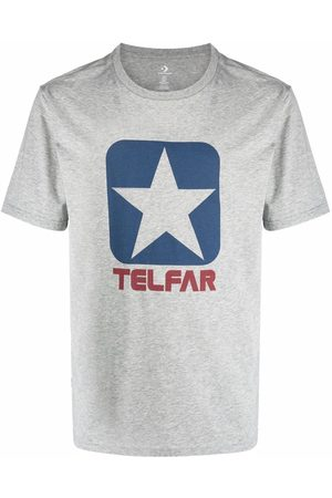 TELFAR T-shirt à logo imprimé