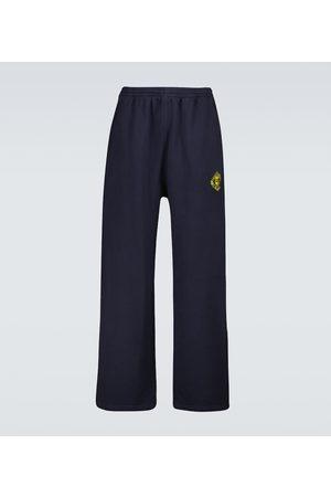 Balenciaga Pantalon de survêtement en coton
