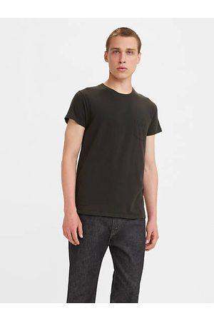Levi's T shirt sportswear 1950's ® Vintage Clothing / Black
