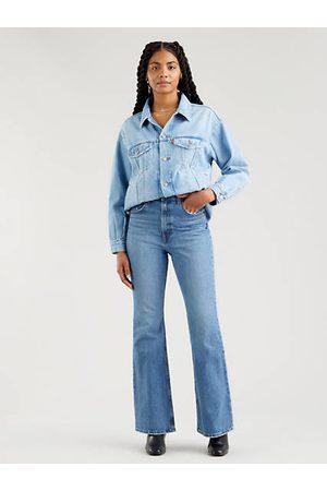 Levi's Jean taille haute pattes d'eph taille 70's High Flare Dark Blue / Sonoma Walks