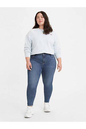 Levi's Jean Super Skinny taille haute 720™ (Plus) Indigo moyen / Echo Cloud
