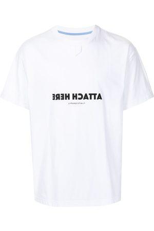 Fumito Ganryu Homme Débardeurs - T-shirt Attach Here