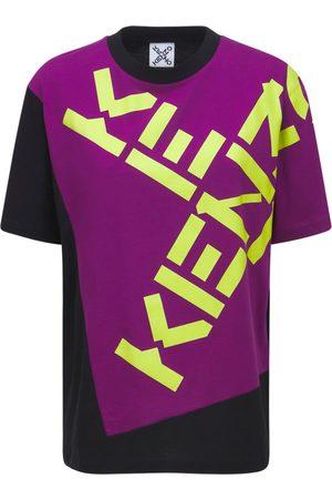 Kenzo T-shirt Loose En Coton