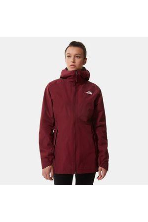 The North Face Parka Hikesteller Pour Femme Regal Red Taille L