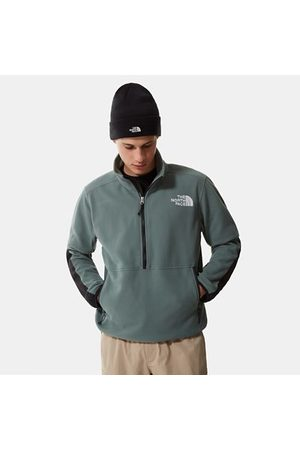 The North Face Polaire Demi-zippée Tka Kataka Pour Homme Balsam Green Taille L