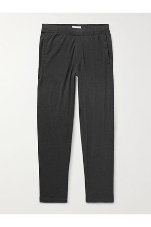 Hamilton and Hare Homme Pyjamas - Stretch Lyocell and Cotton-Blend Pyjama Trousers
