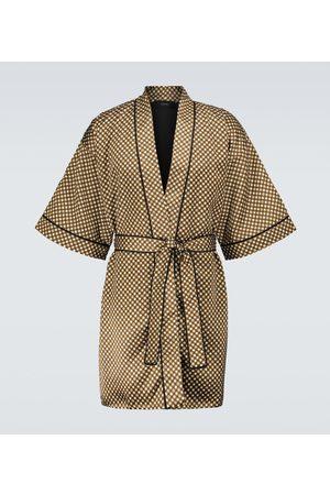 AMIRI Kimono de pyjama Poker Chip