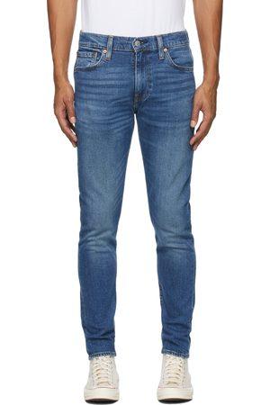 Levi's Homme Slim - Jean fuselé 512 Slim bleu