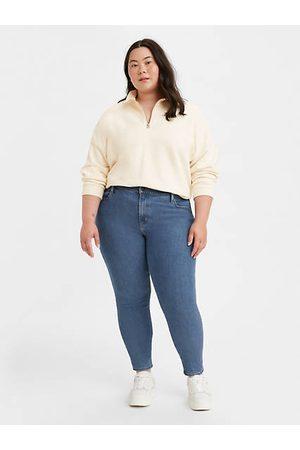 Levi's Jean Skinny taille haute 721™ (Plus) Dark Blue / Bogota Heart Plus
