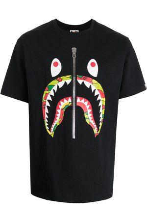 A Bathing Ape Graphic-print cotton T-shirt