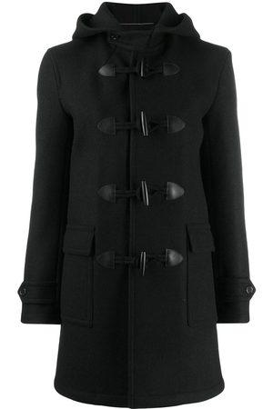 Saint Laurent Duffle-coat à capuche