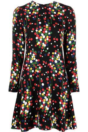 Saint Laurent Femme Robes d'été - Robe courte à pois