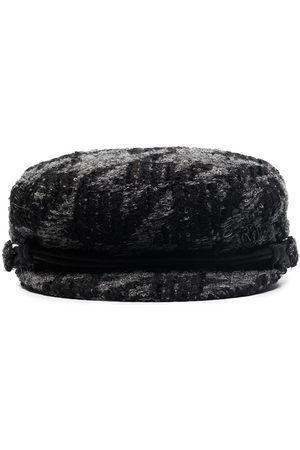 Le Mont St Michel Garçon Chapeaux - MMHE ABBY TWEED BAKER BOY HAT