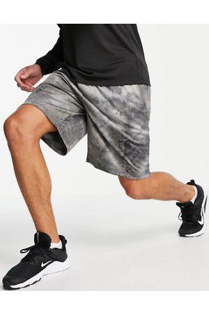 ASOS Short de sport en jersey effet tie-dye