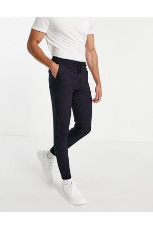 ASOS Jogger skinny habillé - marine
