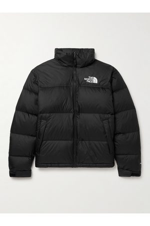 The North Face Homme Vestes - 1996 The Retro Nuptse Logo-Embroidered Quilted DWR-Coated Ripstop Down Jacket