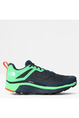 The North Face Chaussures Vectiv™ Futurelight™ Infinite Pour Homme Monteryblu/chlorophyllgrn Taille 39