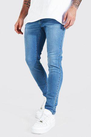Boohoo Homme Pantalons Slim & Skinny - Jean skinny en coton biologique Homme