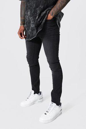 Boohoo Homme Pantalons Slim & Skinny - Jean super skinny en coton biologique Homme
