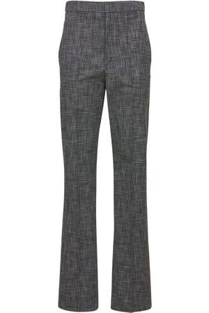 """ISABEL MARANT Pantalon De Tailleur En Coton À Carreaux """"lirokia"""""""