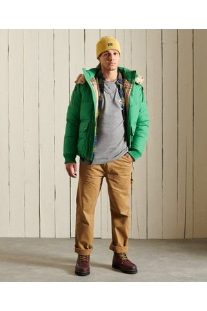 Superdry Homme Manches longues - T-shirt à manches longues Heritage Mountain