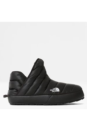 The North Face Pantoufles Adhérentes Thermoball™ Pour Femme Tnf Black/tnf White Taille 36
