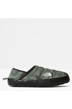 The North Face Pantoufles Thermoball™ V Traction Pour Homme Thymbrushwdcamoprint/thym Taille 39
