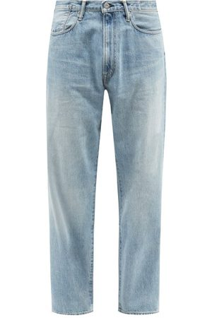 KURO Homme Baggy & Large - Jean ample taille haute Anders