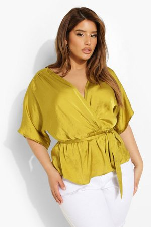 Boohoo Femme Manches courtes - Grande Taille