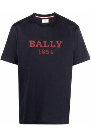 Bally Logo-print short-sleeved T-shirt