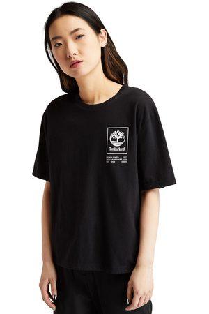 Timberland Femme T-shirts - T-shirt Utilitaire En Coton Biologique Pour Femme En