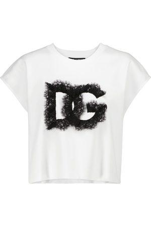 Dolce & Gabbana T-shirt en coton à logo