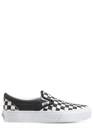 Vans Femme Mocassins - Sneakers Slip-on Tissées Classic Vlt Lx