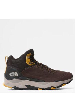 The North Face Chaussures Montantes En Cuir Vectiv™ Futurelight™ Exploris Pour Homme Deepbrwn/tnfblk Taille 39