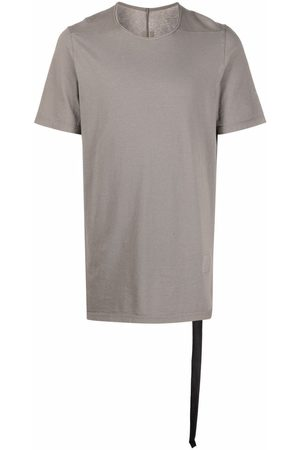 Rick Owens Plain boxy t-shirt