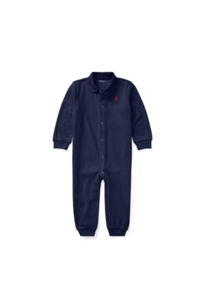 Ralph Lauren Combinaison Polo en coton doux