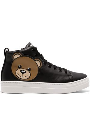 Moschino Baskets montantes Teddy Bear
