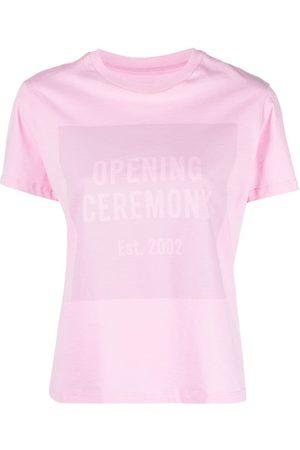 Opening Ceremony T-shirt à logo imprimé