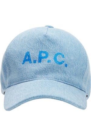 """A.P.C. Homme Casquettes - Casquette En Coton """"casquette"""""""