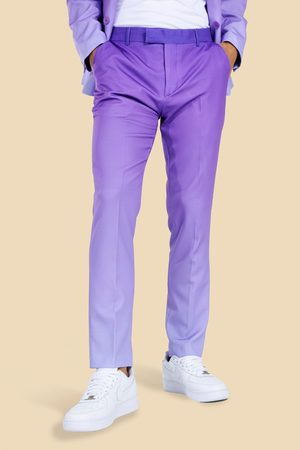 Boohoo Pantalon de costume skinny Homme