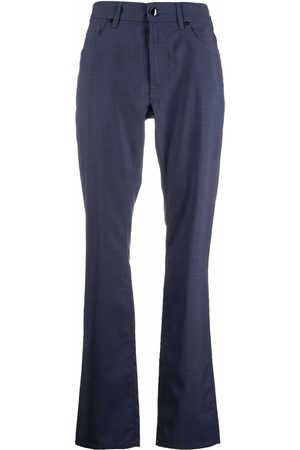 Pal Zileri Homme Pantalons classiques - Pantalon droit en laine
