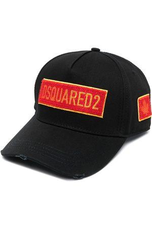 Dsquared2 Homme Chapeaux - Casquette à logo brodé