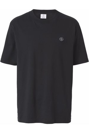 Burberry T-shirt à patch logo