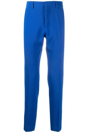 Ami Homme Pantalons Slim & Skinny - Pantalon fuselé à taille mi-haute