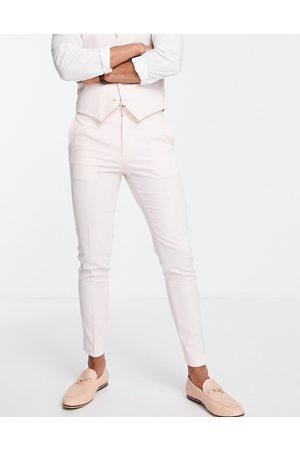 ASOS Pantalon de costume ultra skinny - pastel