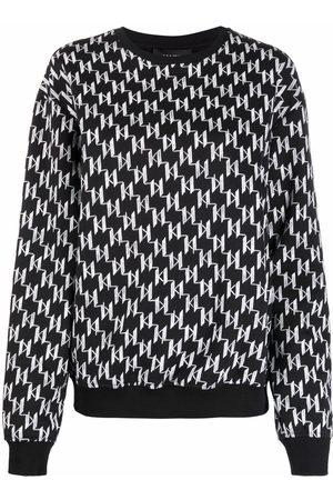 Karl Lagerfeld Femme Sweatshirts - Sweat à motif monogrammé